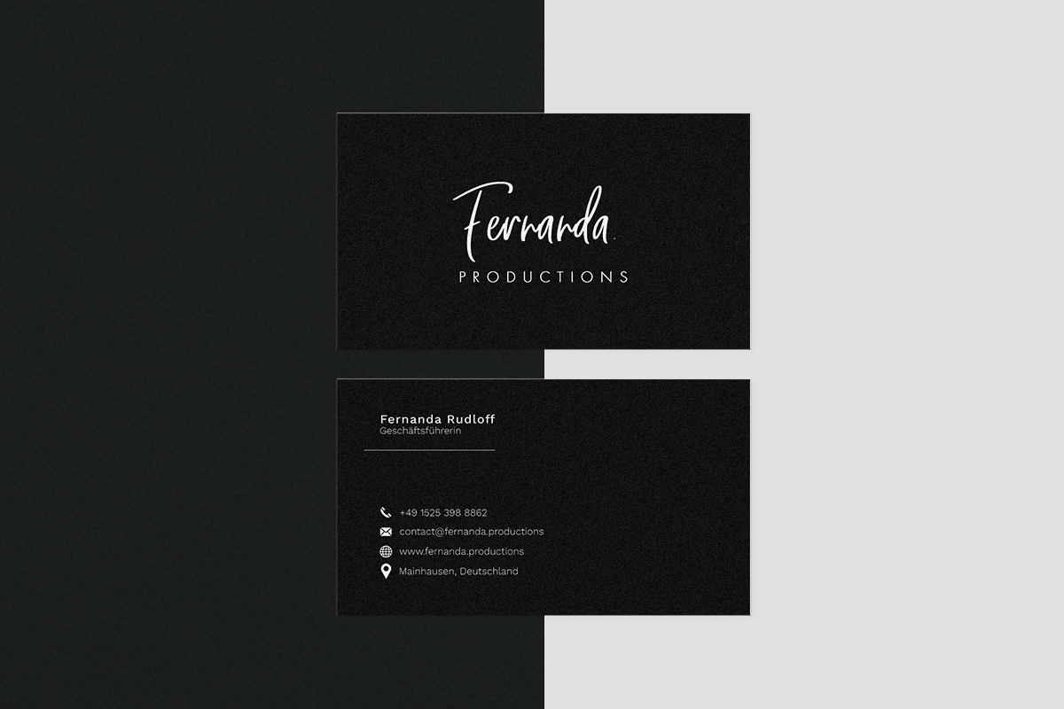 Business Cards Showcase